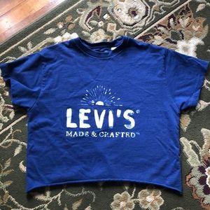 Heavier Levi's t-shirt
